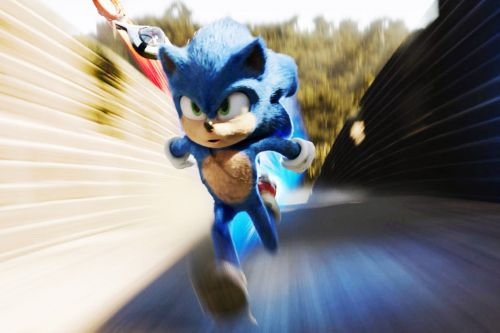 'Sonic the Hedgehog' Is Now on Video on Demand