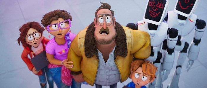 'The Mitchells vs. the Machines' Review: Humor and Heart Drive Netflix's Terrific Animated Film