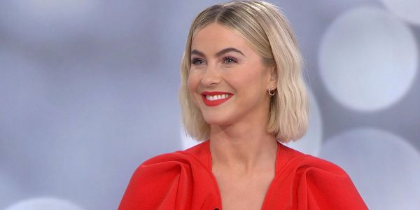 Julianne Hough Supports Gabrielle Union's Meeting with AGT & NBC