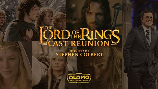 "Alamo Drafthouse Launches ""Support Local Cinemas"" Series with LOTR Reunion"