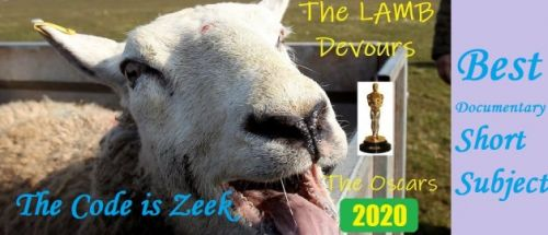 The LAMB Devours the Oscars 2020 - Best Documentary Short Subject
