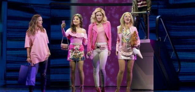 Tina Fey is Adapting Her 'Mean Girls' Broadway Musical Back Into a Movie