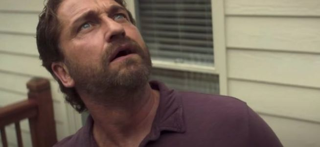 'Greenland' Starring Gerard Butler Skipping Theaters and Headed to VOD in October