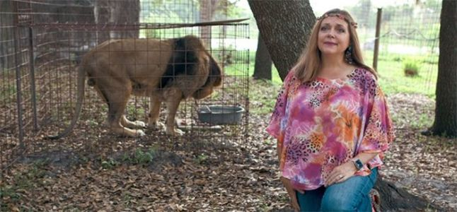 'Tiger King' Zoo Now Belongs to Big Cat Rescue Owner Carole Baskin
