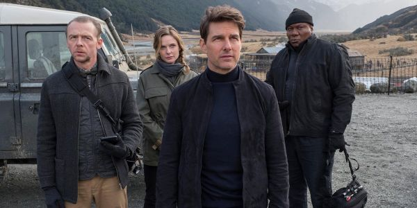 Mission: Impossible 7 - An Updated Cast List, Including Tom Cruise