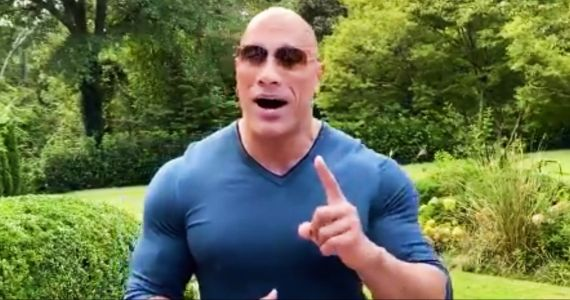 The Rock Endorses First Presidential Candidate Ever, Gets Strong Mixed Reaction from Fans