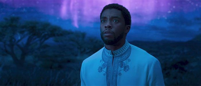 VOTD: 'Black Panther' on Disney+ Honors Chadwick Boseman with Custom Marvel Studios Logo