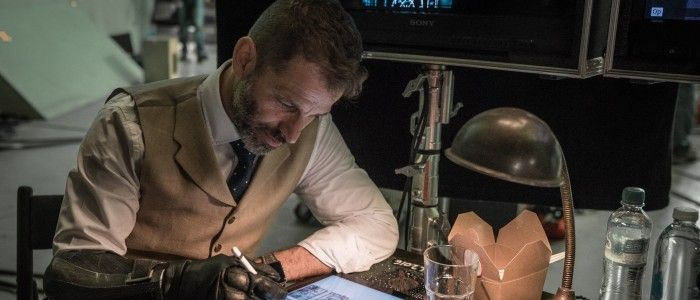 Zack Snyder's Stone Quarry Productions Signs First-Look Deal With Netflix