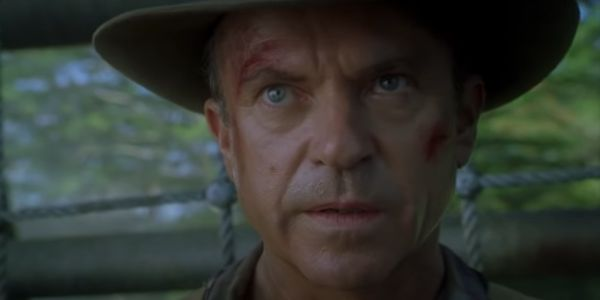 Jurassic World: Dominion's Sam Neill Teases The Sequel's Scares