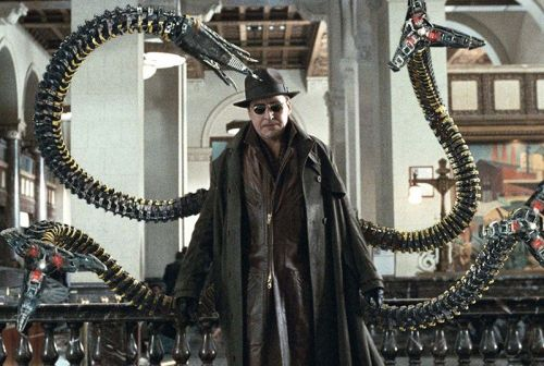 Alfred Molina Discusses Doc Ock's Spider-Man: No Way Home Return