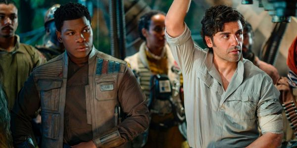 Rise of Skywalker: Oscar Isaac Wishes Finn & Poe Were Gay, But They're Not