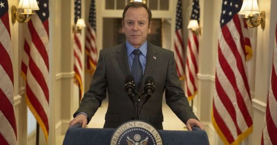 The First Lady Series Recruits Kiefer Sutherland as Franklin D. Roosevelt
