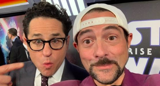 Kevin Smith and a 'Star Wars' Icon Confirm Two More 'The Rise of Skywalker' Cameos