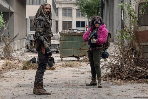 The Walking Dead 10.15 Promo & New Photos: The Tower