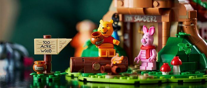 Cool Stuff: New 'Winnie the Pooh' LEGO Set Opens Up The Hundred Acre Wood