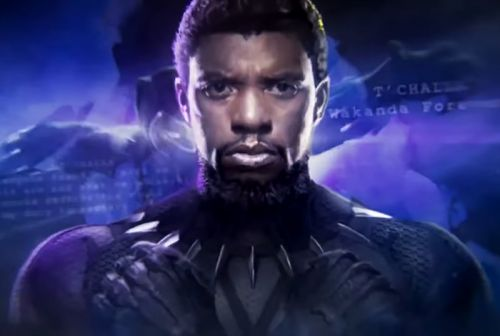 Disney+ Updates Black Panther's Marvel Opening With Boseman Tribute