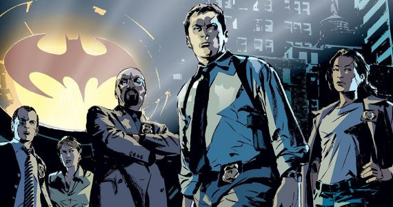The Batman HBO Max Series Is About Jim Gordon, But It's Not a Gotham Central Adaptation