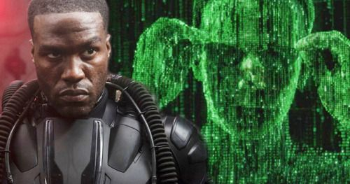 AQUAMAN Star Yahya Abdul-Mateen II Lands A Lead Role In Lana Wachowski's THE MATRIX 4