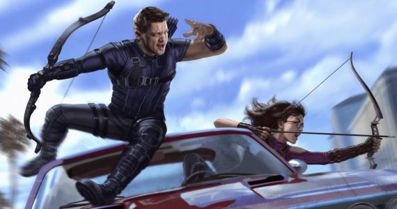 Hawkeye Wraps Filming, Marvel Series Is Coming to Disney+ Later This Year