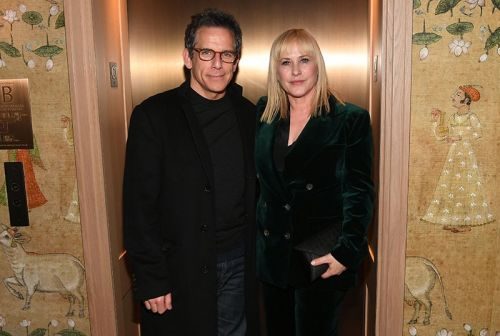 Patricia Arquette & Ben Stiller Reunite for Apple's High Desert