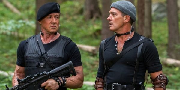 Sylvester Stallone Shows Off New Ring for The Expendables 4Sly