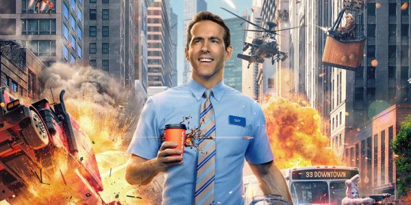 Free Guy Trailer: Ryan Reynolds Is A Video Game Character