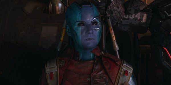 Guardians Of The Galaxy's Karen Gillan Got A New Look Ahead Of Thor: Love And Thunder Filming