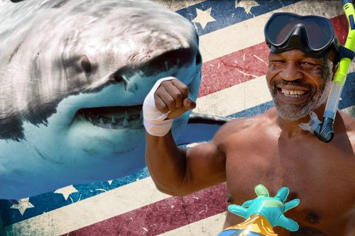 Mike Tyson On Shark Week Live Stream: How To Watch 'Tyson Vs. Jaws: Rumble on the Reef' Live