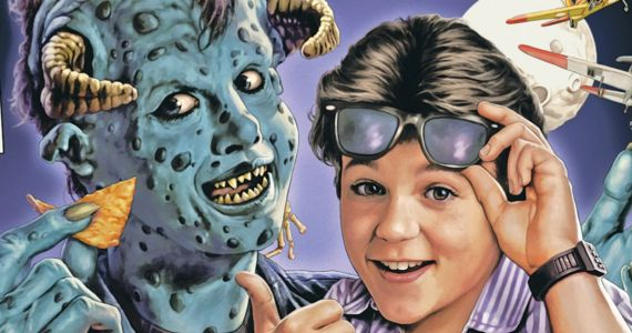 Vestron Video's Little Monsters Blu-ray Special Feature Revealed