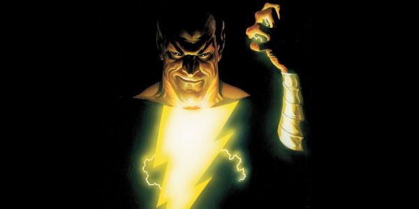 DC's Black Adam Movie Gets Official 2021 Release Date
