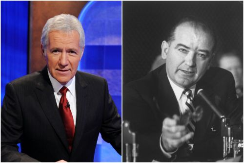 Alex Trebek Puzzles 'Jeopardy' Fans With Southern Accent For Joseph McCarthy Clue