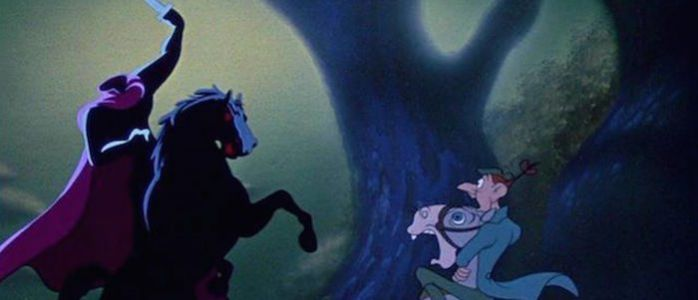 Revisiting 'The Adventures of Ichabod and Mr. Toad,' Disney's Gateway Animated Horror Film