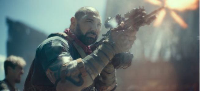 'Army of the Dead' Star Dave Bautista on Bringing Emotion to a Zombie Movie and the Future of Drax in the MCU
