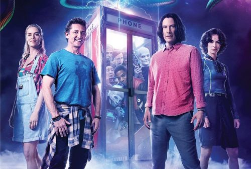 Bill & Ted Face the Music Blu-Ray & DVD Details Revealed!