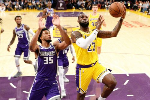 How To Watch Lakers Vs. Clippers Live Online