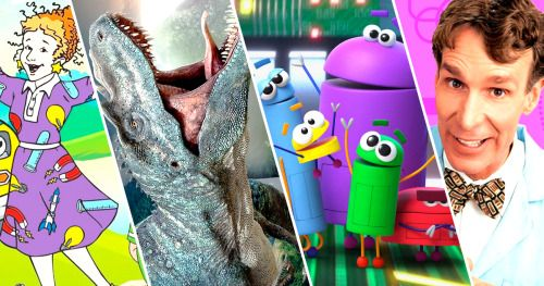 38 Netflix Shows to Help You Homeschool Your Kids of All