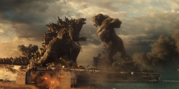 Watch Kong Slam Godzilla Right In The Face In First Godzilla Vs. Kong Trailer