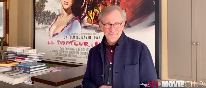 Steven Spielberg Introduces American Film Institute's New Movie Club, Which Kicks Off With 'The Wizard of Oz'