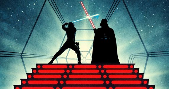 The Empire Strikes Back Returns to U.S. Theaters Next Week, Check Out the New Poster