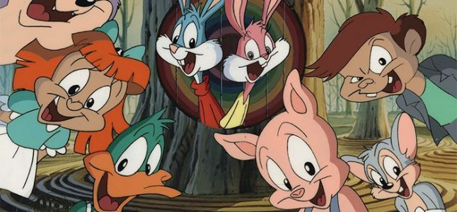 'Tiny Toons Adventures' Returning on HBO Max as New 'Tiny Toons Looniversity' Series