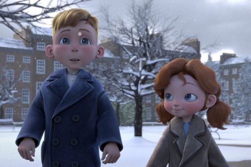 Stream It Or Skip It: 'Angela's Christmas Wish' on Netflix, a Heartwarming Animated Christmas Spinoff of 'Angela's Ashes'