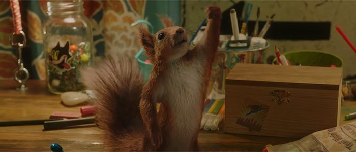 'Flora & Ulysses' Trailer: A Young Girl Finds a Squirrel Who Happens to Be a Superhero