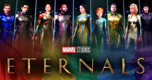 The Eternals Footage Drops at CCXP, It Will Redefine the MCU in