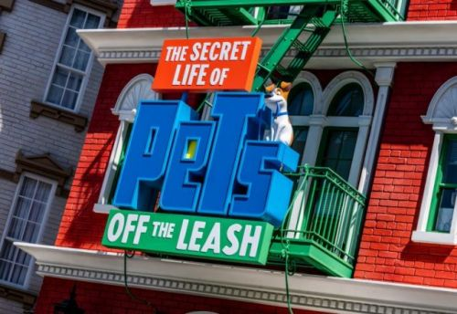Universal Studios Hollywood Reopens with New Secret Life of Pets Ride