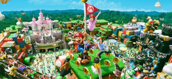 Super Nintendo World Opening Delayed at Universal Studios Japan Due to COVID-19