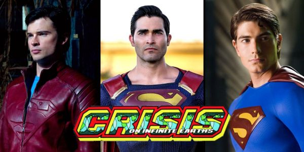 'Crisis on Infinite Earths': Have a New Look at Brandon Routh's 'Kingdom Come' Superman in Teaser for The CW Crossover