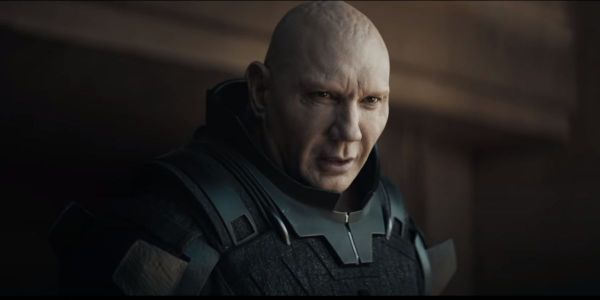 Dave Bautista Shares Honest Thoughts After Getting Mistaken For The Rock In New Dune Post