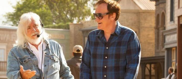 """Quentin Tarantino Says He's at """"War"""" With Blockbusters"""