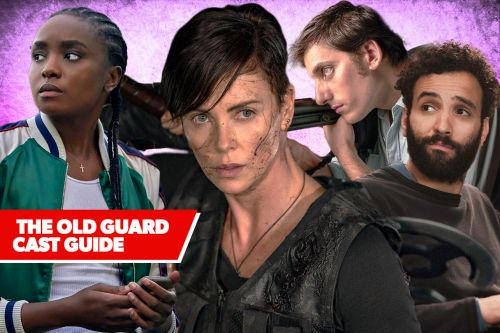 'The Old Guard' Cast Guide: Who's Who in Charlize Theron's Netflix Movie