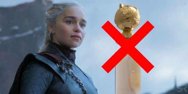 Why Game Of Thrones Was Snubbed By Golden Globes | Screen Rant